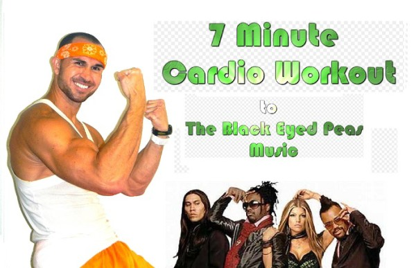 cardio workout - the black eyed peas small