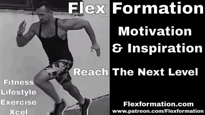 Flex Formation Flex Fit Workout Motivation Motivational Speech Motivation And Inspiration Best Home Workouts Free Hiit Weight Training Body Weight Tabata Special Effects Workouts